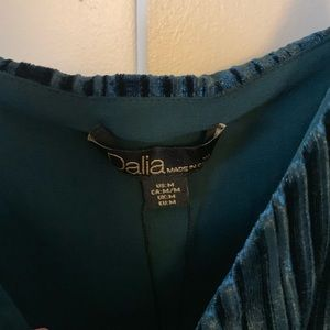 Dalia Tops - ❤️donating soon❤️NWT velvet tank top